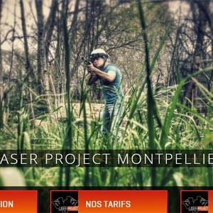 Laser Project Montpellier