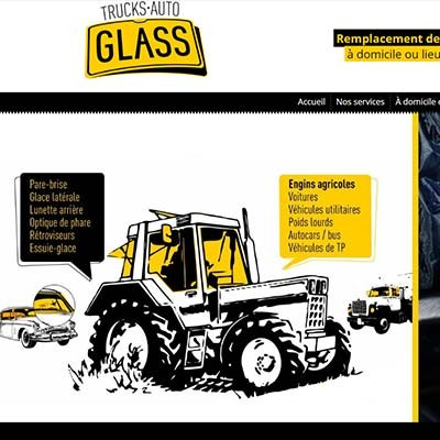 Trucks Auto Glass